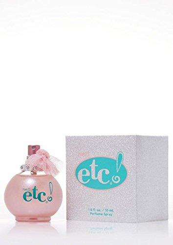 Rue 21 Etc  Perfume Spray 1 8 Ounce Rue21 Etc Eau De Parfum New In Silver Box