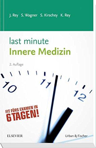 Price comparison product image Last Minute Innere Medizin