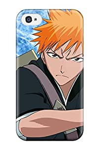 Ryan Knowlton Johnson's Shop 4862616K87961280 Tpu Case Skin Protector For Iphone 4/4s Bleach With Nice Appearance
