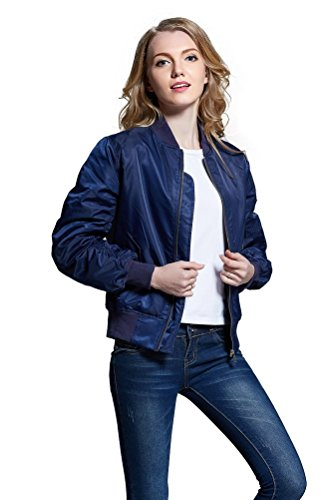 AVIDACE Classic Bomber Jacket Quilted product image
