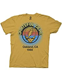 Grateful Dead Oakland, CA 1988 Adult T-Shirt