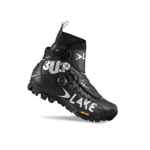Lake Shoe Mxz303 Winter Boot Wide Fit Black