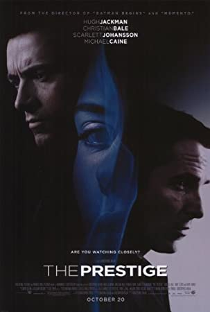 Movie Posters 27 x 40 The Prestige: Posters & Prints - Amazon.com