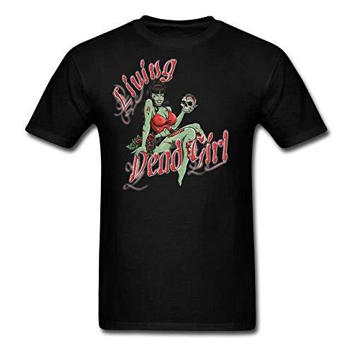 Living Dead Girl T-Shirt Black]()