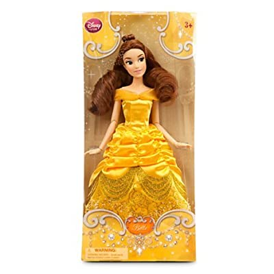 Disney Princess Belle Classic Doll - 12'' (2014): Toys & Games