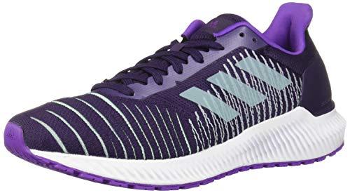 (adidas Women's Solar Ride, Legend Clear Mint/Active Purple, 10 M US)