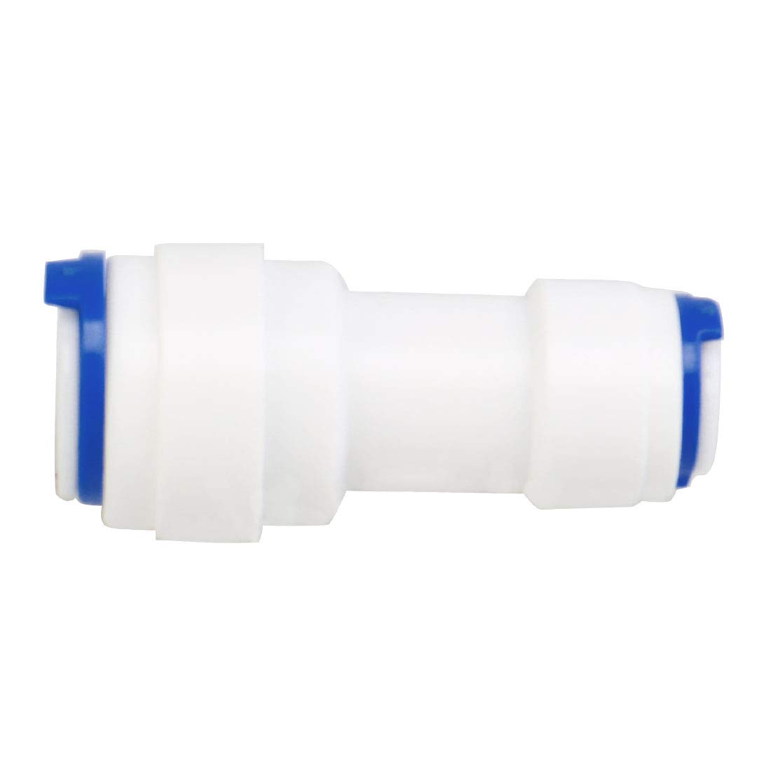 uxcell 3//8 Inch to 1//4 Inch OD Straight Quick Connect Water Purifiers Tube Fittings Push Connector Water Hose for RO Reverse Osmosis System