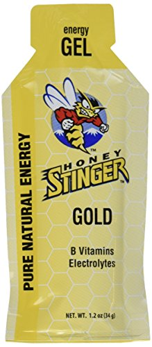 Honey Stinger Energy Gel Gold