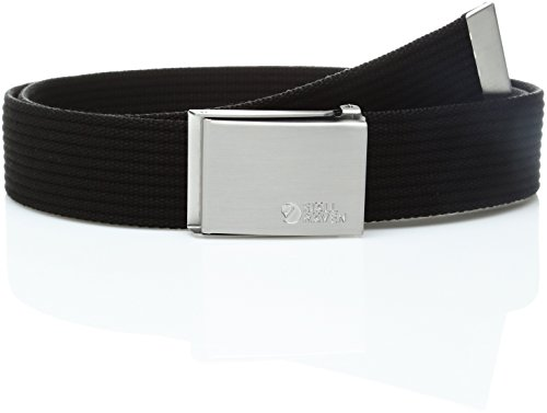 Canvas Classic Belt (Fjallraven Canvas Belt, Black)