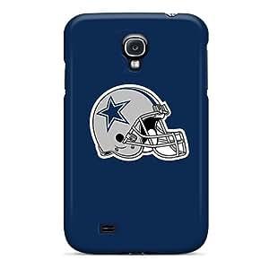 Premium Durable Dallas Cowboys Fashion Tpu Galaxy S4 Protective Case Cover