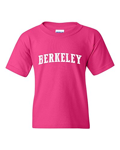 NIB Berkeley CA California Map Flag Home Of University Of Los Angeles UCLA USC CSLA Unisex Youth Shirts