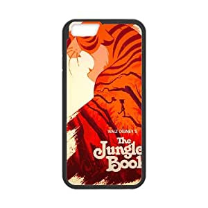 Jungle Book iPhone 6 Plus 5.5 Inch Cell Phone Case Black xlb-303499