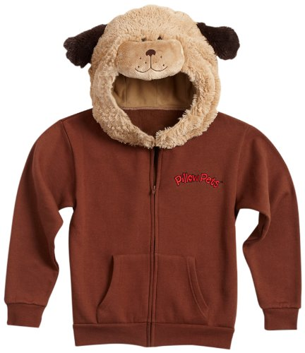 Pillow Pets Authentic Snuggly Puppy Sweatshirt- X-Small