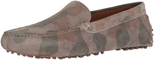 Donald J Pliner Men's Ricco Driving Style Loafer, Sand, 9.5 Medium US