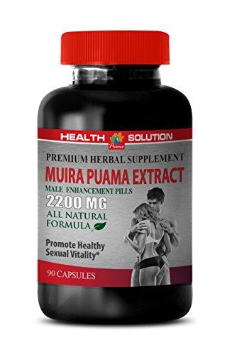 Bestselling Muira Puama Herbal Supplements