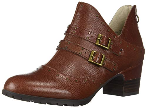 Jambu Women's Miranda Ankle Boot, Whiskey, 8 M US