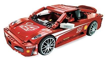 Amazoncom Lego Ferrari F430 Challenge Toys Games