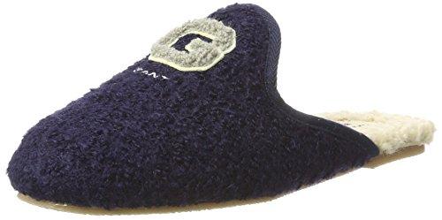 GANT Damen Marine Lazy Pantoffeln Blau wYXOqf