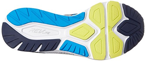 New BalanceMpace D - Zapatillas de Running Hombre azul - Blau (by Blue/yellow)