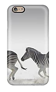 Hot Snap-on Zebra Hard Cover Case/ Protective Case For Iphone 6