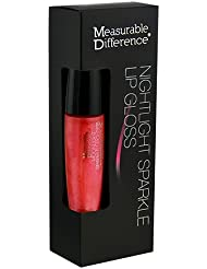 Measurable Difference Nightlight Sparkle Lip Gloss, 2 count