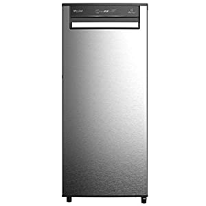 Whirlpool 200 L 3 Star Inverter Direct-Cool Single Door Refrigerator with Auto-Defrost Technology (215 VITAMAGIC PRO PRM 3S INV, Magnum Steel)