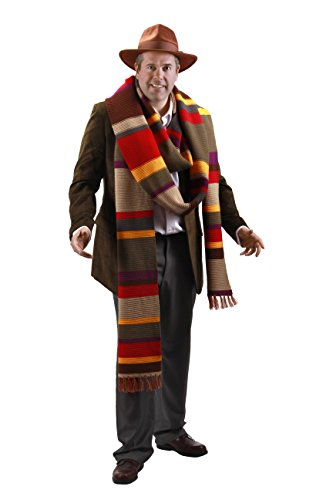 elope Doctor Who Fourth Doctor 17' Premium Scarf -