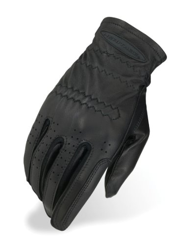 Heritage Pro-Fit Show Gloves, Size 7, Black