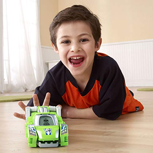 V Tech Switch and Go Dinos - Silver the T-Rex Green by VTech (Image #4)