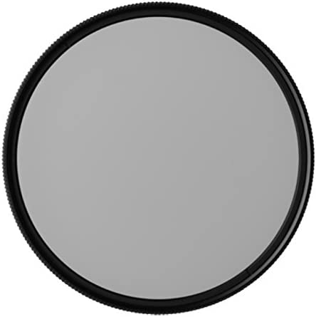 MeFOTO 62mm Wild Blue Yonder Circular Polarizer Filter MCP62K Black