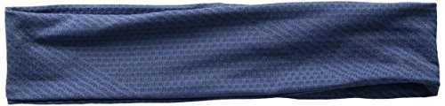 Prana Cotton Headband - prAna Jacquard Headband, Equinox Blue GEO, One Size