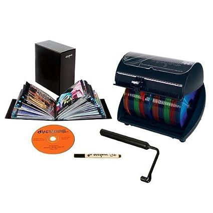 ARCHIVADOR CD Y DVD 60 CD