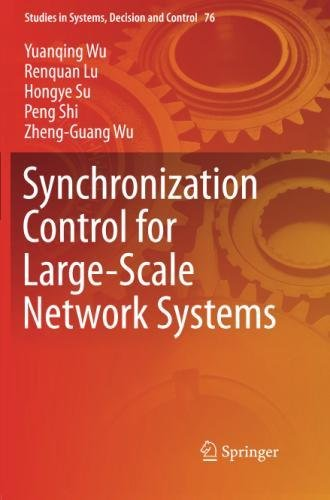 Synchronization Control for Large-Scale Network Systems (Studies in Systems, Decision and Control)