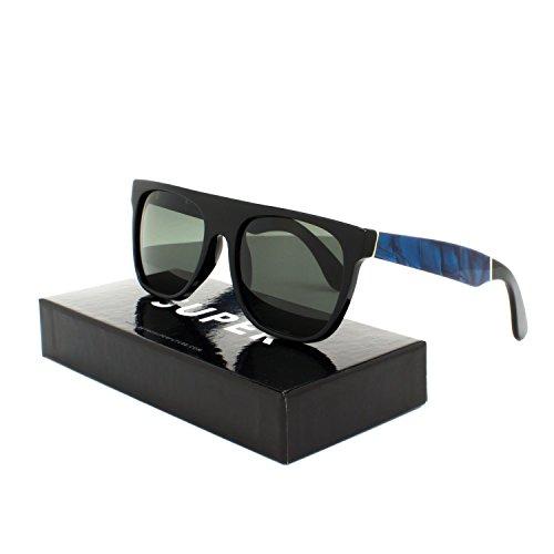 Super Sunglasses VOD Flat Top Supremo by RETROSUPERFUTURE NEW