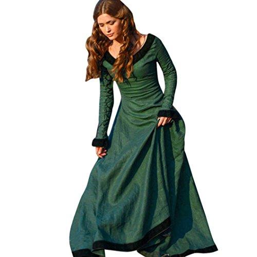 Women Long Dress Daoroka Women's Plus