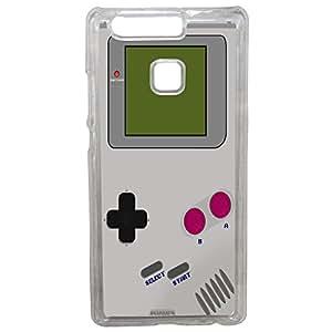 Lapinette COQUE-P9-GAME-BOY - Carcasa para Huawei Ascend P9, diseño Game Boy