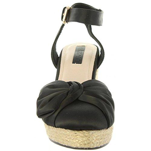 Femme Nadia Chika10 03 Pour Sandales Negro tFqn5E7x