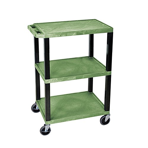 H WILSON WT34GS Tuffy Presentation Cart, 34
