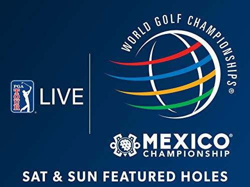 Dustin Johnson leads by two at WGC-Mexico