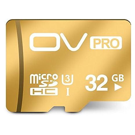 OV Pro 32 GB Class 10 Micro SD SDHC TF tarjeta de memoria flash de ...