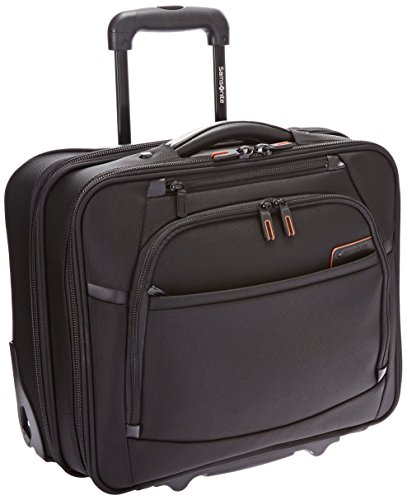 Samsonite Pro 4 DLX Mobile Office PFT, Black, One (Samsonite Pro Dlx Black Luggage)