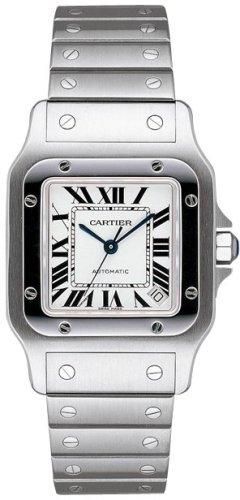 Cartier Santos W20098D6 Reloj para Hombre Reloj de Pulsera (Reloj de Pulsera)