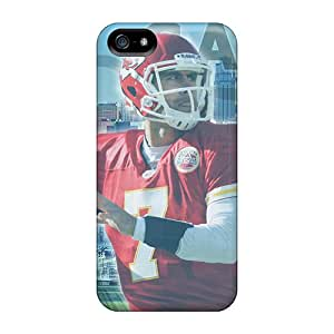 SHcases Design High Quality Kansas City Chiefs Cover Case With Excellent Style For Iphone 5/5s