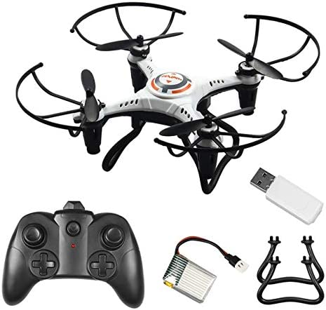 CGIIGI RC Mini Drone 360°no Dead Angle Six-axis Gyroscope Four-Wing Aircraft Remote Control Helicopter Novice Toy 2.4g One-Key Roll Adult Children