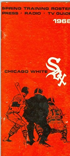 1968 Chicago White Sox (1968 Chicago White Sox press media guide bx guide60)