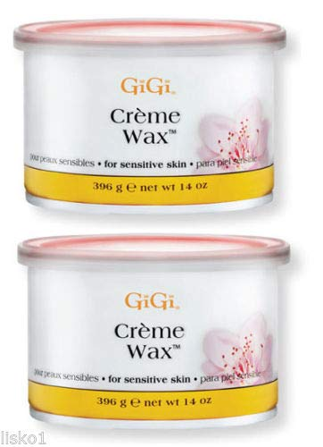 Creme Wax for Sensitive Skin Pack of 2