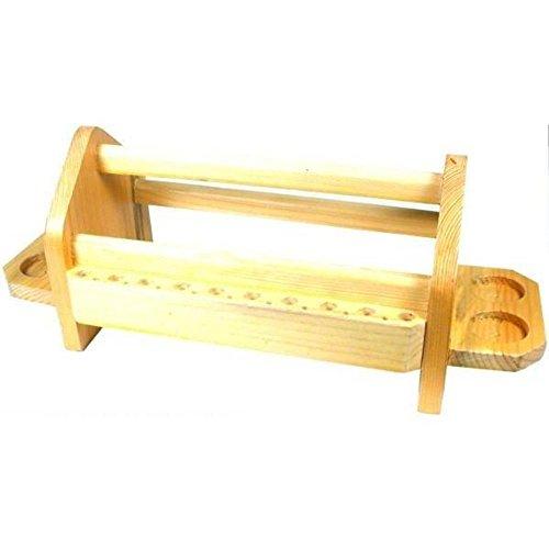 (Jewelers Plier Screwdriver Tool Parts Bench Rack Holder)