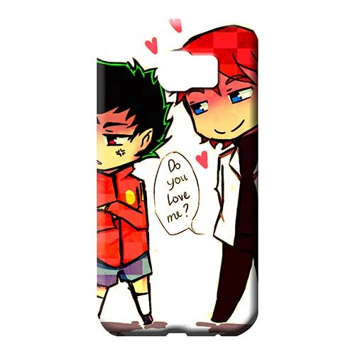 Phone Case Skin CasesCovers Protector Pretty Ultra American Dragon Jake Long Samsung Galaxy S7 Edge