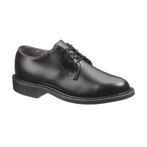 Bates Women's 769 Leather Uniform Oxford Black Leather 10.5 M