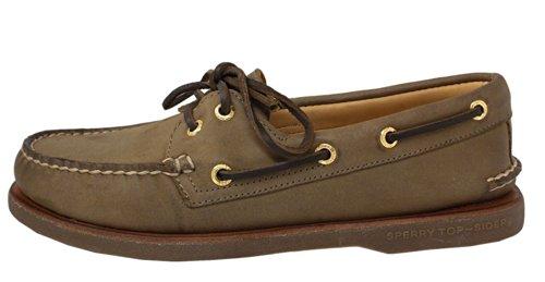 Sperry Top-Sider - Botas de cuero Hombre marrón - marrón